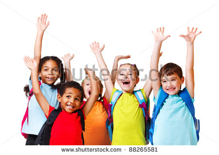 stock-photo-group-of-emotional-friends-with-their-hands-raised-88265581